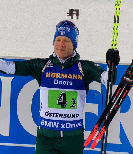 Coppa del Mondo di Biathlon, trionfo di Lukas Hofer a Ostersund