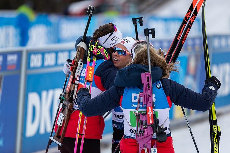 Coppa del Mondo di Biathlon uomini e donne, calendario ultima tappa a Oestersund