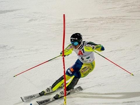 Coppa del Mondo di sci alpino femminile, slalom speciale 12 marzo 2021