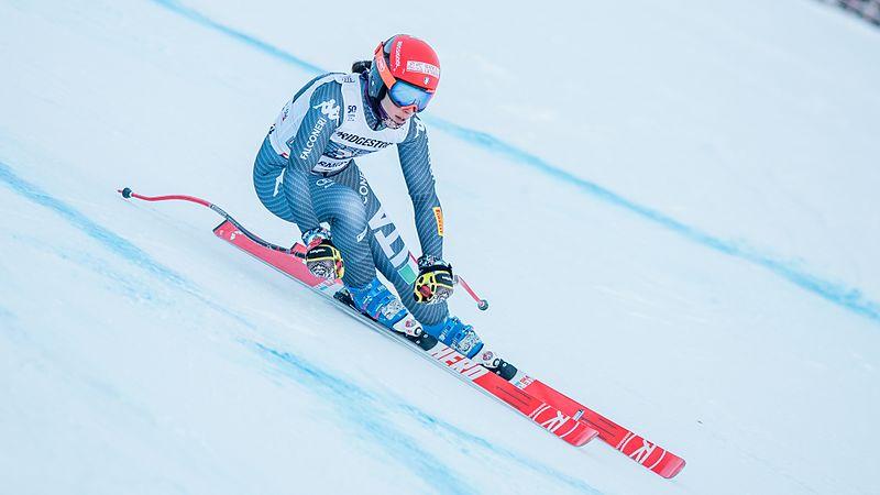Federica Brignone conquista l'ottavo titolo nazionale