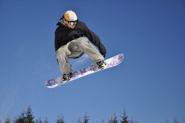 Assoluti di snowboard cross a Colere sabato 10 aprile del 2021