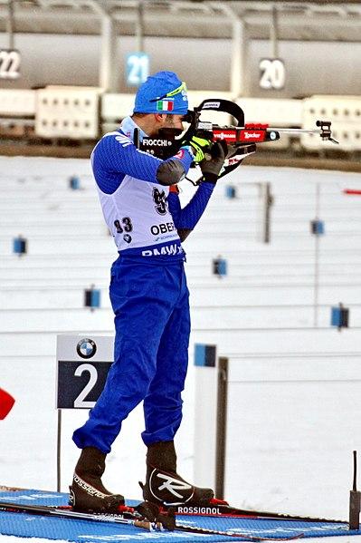 Dal biathlon allo sci di fondo, la scelta di Giuseppe Montello